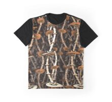 Rubber Bamboo Graphic T-Shirt