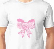 Mandala Bow Unisex T-Shirt