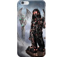 Cyberpunk Painting 030 iPhone Case/Skin