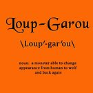 Loup Garou by Greenbaby