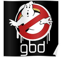 Funny Ghostbusters Poster