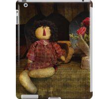 Primitive doll iPad Case/Skin