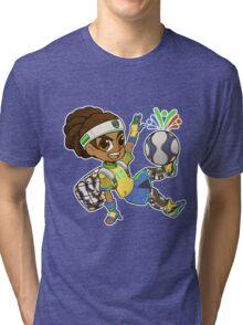 Lucio Summer Games Tri-blend T-Shirt