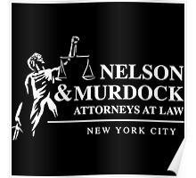 Nelson and Murdock Poster