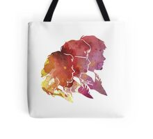Harry Potter - Hermione Granger - Ron Weasley Tote Bag