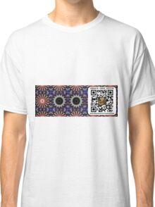 Car Decal Scan Portal Classic T-Shirt