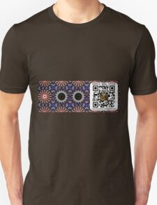Car Decal Scan Portal Unisex T-Shirt