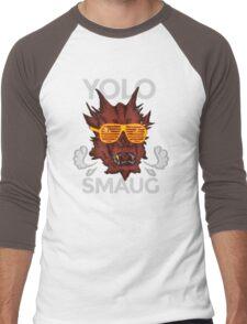 Yolo SMAUG! Men's Baseball ¾ T-Shirt