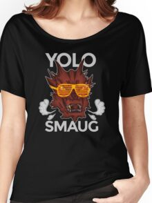 Yolo SMAUG! Women's Relaxed Fit T-Shirt