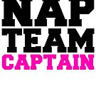 NAP TEAM CAPTAIN by Emma Davis