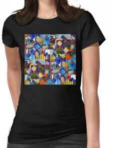 Because the Internet Womens Fitted T-Shirt