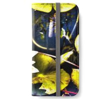 Surreal Lilly iPhone Wallet