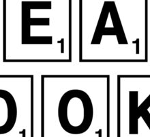 Read books Sticker