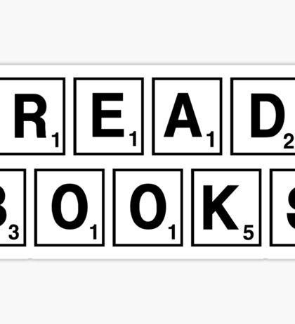 Read books Sticker