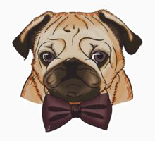 Classy Pug Kids Clothes