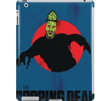 The Hopping Dead - Parody Zombie Movie Poster Graphic iPad Case/Skin