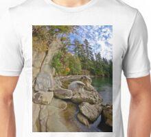 Larabee State Park on Chuckanut Drive Unisex T-Shirt