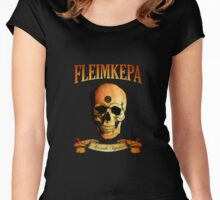 The 100 - Flame Keeper Women's Fitted Scoop T-Shirt