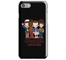 Stranger Things Have Happened iPhone Case/Skin