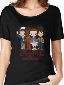 Stranger Things Have Happened Women's Relaxed Fit T-Shirt