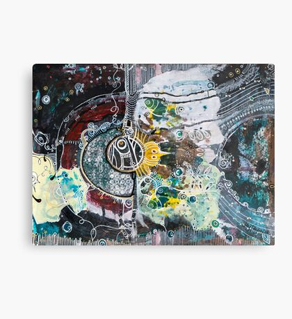 Out of the Ether Metal Print