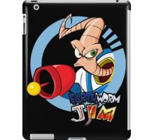 Earthworm Jim ... He Is A Funny Guy iPad Case/Skin