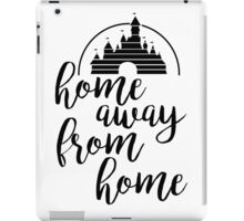 Home Away From Home iPad Case/Skin