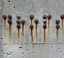 Rusty Buttons 2 © by Ethna Gillespie