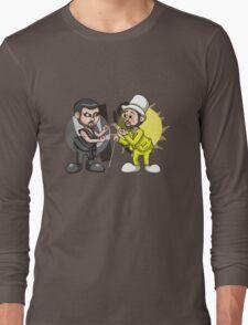 Day VS Night Long Sleeve T-Shirt