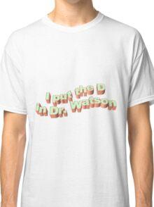 The D  Classic T-Shirt