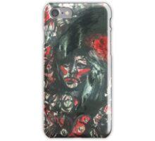 Expressive Amy Winehouse iPhone Case/Skin