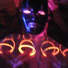 Intergalactic Carney Clown Of The Light  by ellamental