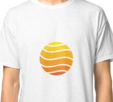 Sonnenuntergang Classic T-Shirt
