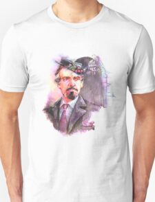 Watercolor Delgado!Master transparent version T-Shirt