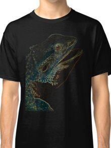 leguan, colored leguan Classic T-Shirt