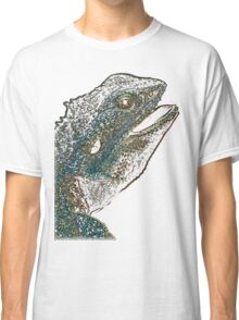 leguan, colored leguan Classic T-Shirt