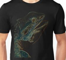 leguan, colored leguan Unisex T-Shirt