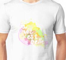 La vie est bell - Print Graphic Unisex T-Shirt