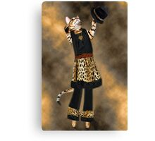 *•.¸♥♥¸.•* MEOW-ITS ME BABY WITH YOUR WAKE UP CALL - HOW DO U LIKE ME NOW *•.¸♥♥¸.•*  Canvas Print