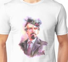 Watercolor Delgado!Master 2 transparent version Unisex T-Shirt