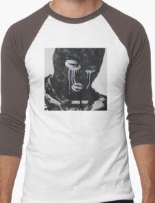 Smoke purp Men's Baseball ¾ T-Shirt