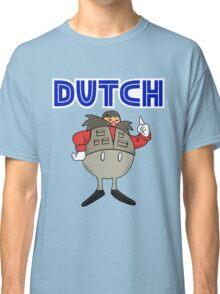 Zeb Coulter/Dutch Mantel Dr Eggman (sonic the hedgehog/wrestling)) Classic T-Shirt