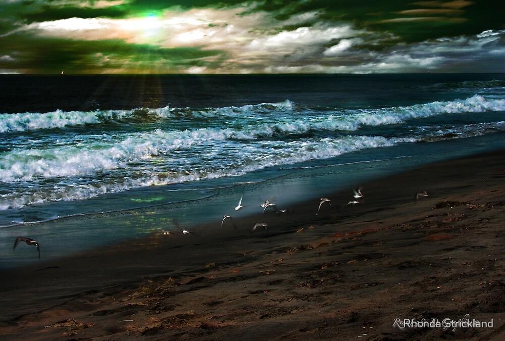 Angry Skies by Rhonda Strickland