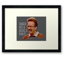 Gary GORP Framed Print