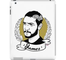 Creature Hub- James iPad Case/Skin