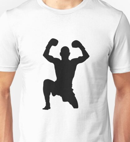 Muay Thai Fighter Unisex T-Shirt