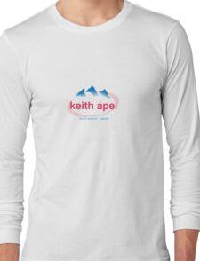 Keith ape - EVIAN Long Sleeve T-Shirt