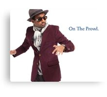 """Rent A Swag - """"On The Prowl"""" Canvas Print"""