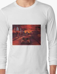 Back To The Future 1 Long Sleeve T-Shirt