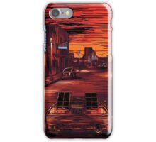 Back To The Future 1 iPhone Case/Skin